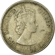 Monnaie, MALAYA & BRITISH BORNEO, 10 Cents, 1956, TB+, Copper-nickel, KM:2 - Malaysie