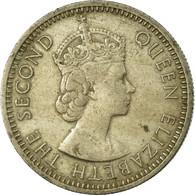 Monnaie, MALAYA & BRITISH BORNEO, 10 Cents, 1957, TB, Copper-nickel, KM:2 - Malasia