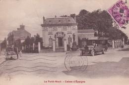 (61) LA FERTE MACE  ( Autobus CAPELLI Devant La ) Caisse D'épargne - La Ferte Mace