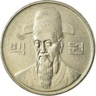Monnaie, KOREA-SOUTH, 100 Won, 1993, TB+, Copper-nickel, KM:35.2 - Corée Du Sud