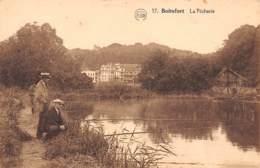 BOITSFORT - La Pêcherie - Watermaal-Bosvoorde - Watermael-Boitsfort