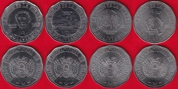 "Bolivia Set Of 4 Coins: 2 Bolivianos 2017 ""Territorial Claims, Chile"" UNC - Bolivië"