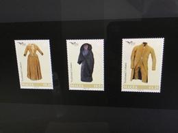 2019 Malta Euromed Postal - 'Traditional Costumes' SG No 2069/71 MNH - Malta