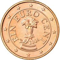 Autriche, Euro Cent, 2006, SPL, Copper Plated Steel, KM:3082 - Autriche