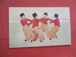 Dutch Men Dancing     Ref  3462 - Europe