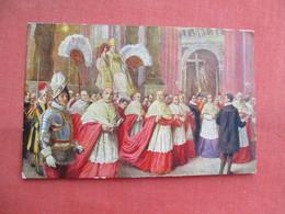 Pontefice Pio XI In Sedia Gestatoria  Ref  3462 - Popes