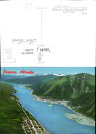 621902,Juneau Mount Roberts Douglas And Airport Alaska - Vereinigte Staaten