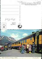 621886,Alaska Railroad At Portage Eisenbahn Bahnlinie Alaska - Vereinigte Staaten