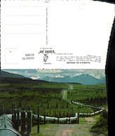 621884,Alaskas Oil Pipeline From Prudhoe Bay To Valdez Ölleitung Öl Alaska - Vereinigte Staaten