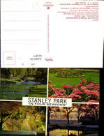 621877,Mehrbild Ak Stanley Park In Four Seasons Vancouver British Columbia Canada - Kanada