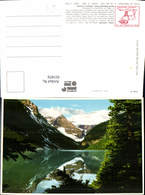 621876,Lake Louise Mount Lefroy And Mount Victoria Banff National Park Alberta Canada - Kanada