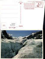 621872,Crevasse On Athabasca Glacier Jasper National Park Canada - Kanada