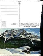 621870,Mount Kerkeslin Jasper National Park Alberta Canada - Kanada