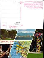 621866,Mehrbild Ak Vancouver British Columbia Canada - Kanada