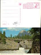 621865,The Natural Bridge Kicking Horse River Yoho National Park Brücke Canada - Kanada