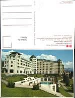 621863,Chateau Lake Louise Canadian Rockies Luxery Hotel Canada - Kanada