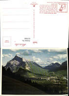 621849,Banff And Mount Rundle Canadian Rockies Canada - Kanada