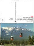 621847,Lake Louise Lifts Canadian Rockies Seilbahn Lake Louise Canada - Kanada
