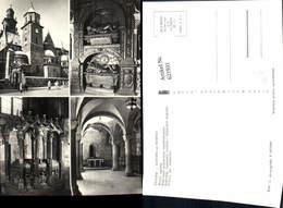 621931,Mehrbild Ak Krakau Krakow Katedra Na Wawelu Poland - Polen