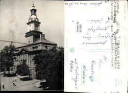 621929,Foto Ak Jelenia Gora Ratusz Rathaus Poland - Polen