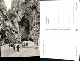 621921,Foto Ak Bicaz Bicaz-Klamm Romania - Rumänien