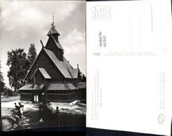 621912,Foto Ak Karpacz Bierutowice Swiatynia Wang Kirche Poland - Polen