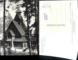 621909,Karpacz Bierutowice Swiatynia Wang Kirche Poland - Polen