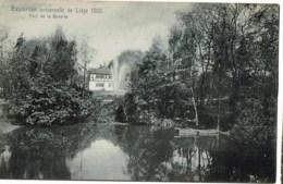 Liege Exposition Universelle De Liege 1905 Parc De La Boverie - Luik