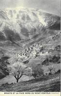 84)   BRANTE  Et La Façade Nord Du Mont Ventoux - Autres Communes