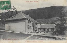 88)   PLAINFAING  - La Maison Forestière Du Rudlin - Plainfaing