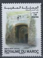 MOROCCO BAB AL BAHR - ASILAH ( MONUMENT HISTORIQUE ) 2010 - Morocco (1956-...)