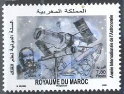 MOROCCO ANNEE DE L' ASTRONOMIE 2009 - Morocco (1956-...)