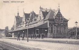 619 Soignies Interieur  De La Gare - Soignies