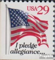 USA 2345Eul (kompl.Ausg.) Postfrisch 1993 Flaggen - United States