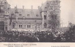619 Soignies Inauguration Du Monument Du Travail La Cantate Soignies 1 Octobre 1905 - Soignies