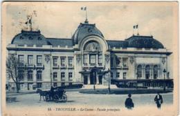 4ND 89 CPA - TROUVILLE - LE CASINO - Trouville