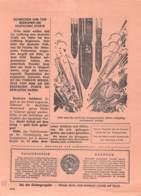 "WWII WW2 Flugblatt Tract Leaflet Soviet Propaganda Against Germany ""Frontnachrichten"" Juni 1942 Nr. 203  CODE 1544 - 1939-45"