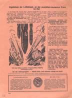 "WWII WW2 Flugblatt Tract Leaflet Soviet Propaganda Against Germany ""Frontnachrichten"" Juni 1942 Nr. 204  CODE 1550 - 1939-45"