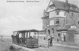 Hôtel Des Dunes  Tram Sint-Idesbald - Koksijde