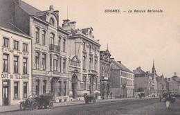 619 Soignies La Banque Nationale - Soignies