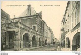 17 LA ROCHELLE. Ecole Normale Rue Chaudrier. Pharmacie - La Rochelle