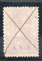 1873  N°8 OBLITERE PLUME COTE 750 EUROS   DEPART 95 EUROS - Télégraphe