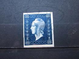 VEND BEAU TIMBRE DE FRANCE N° 701J , XX !!! - 1944-45 Marianne Of Dulac