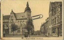 Braine- L'Alleud :  Rue Cloquet - Eigenbrakel