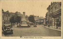 Braine- L'Alleud :  Place De Mole  ( 1939 ) - Eigenbrakel