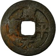 Monnaie, Chine, Zhe Zong, Cash, 11EME SIECLE, TB, Cuivre, Hartill:16.49 - China