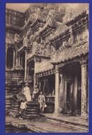 Paris Expo Coloniale 1931 CAMBODGE Angkor Vat ( Très Très Bon état ) +639 - Cambodge