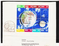 BOX771 DDR 1962 MICHL 926/33 Mit ERSTAGSSTEMPEL (FDC) SIEHE ABBILDUNG - DDR