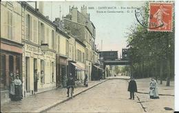 SAINT MAUR - Rue Des Remises , Poste Et Gendarmerie - Saint Maur Des Fosses