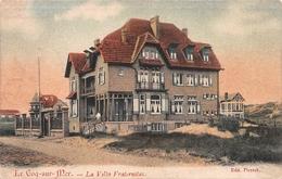 La Villa Fraternitas - Coq Sur Mer - De Haan - De Haan
